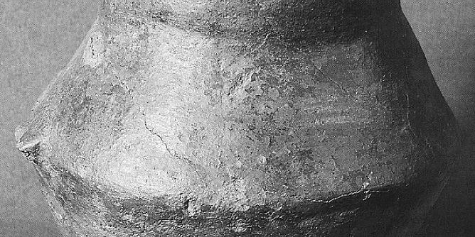 Urna från bronsåldern