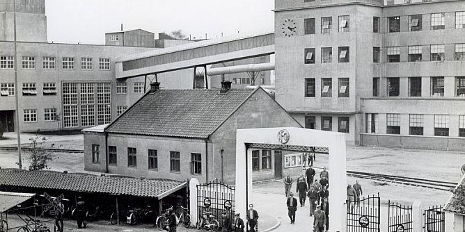 Portvakten 1950
